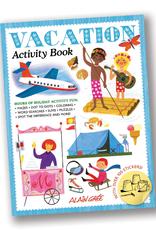Alain Grée Vacation Activity Book