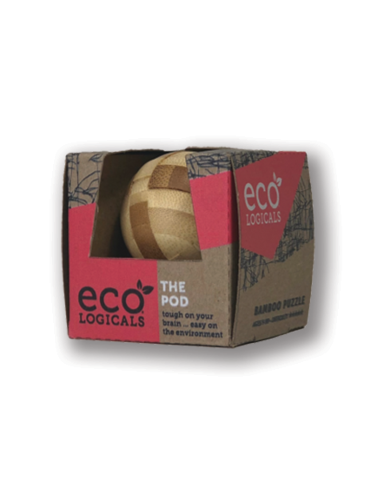 Project Genius Ecologicals Mini Bamboo Puzzle The Pod
