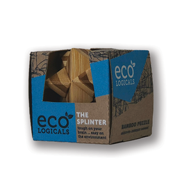 Project Genius Ecologicals Mini Bamboo Puzzle The Splinter
