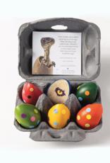 Eco-Kids Dinosaur Crayon Eggs