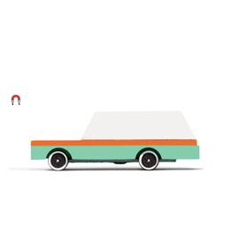 Candylab Candylab Teal Wagon