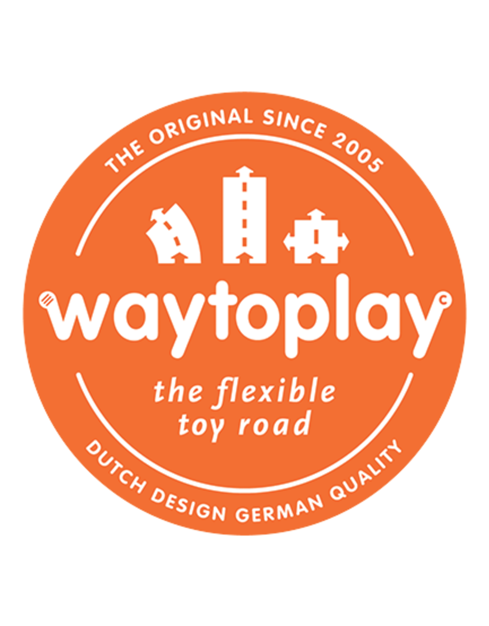 Way to Play Expressway Road Set by Way to Play