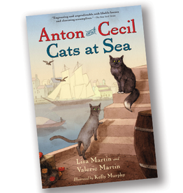 Workman Publishing Anton and Cecil, Book 1:  Cats at Sea