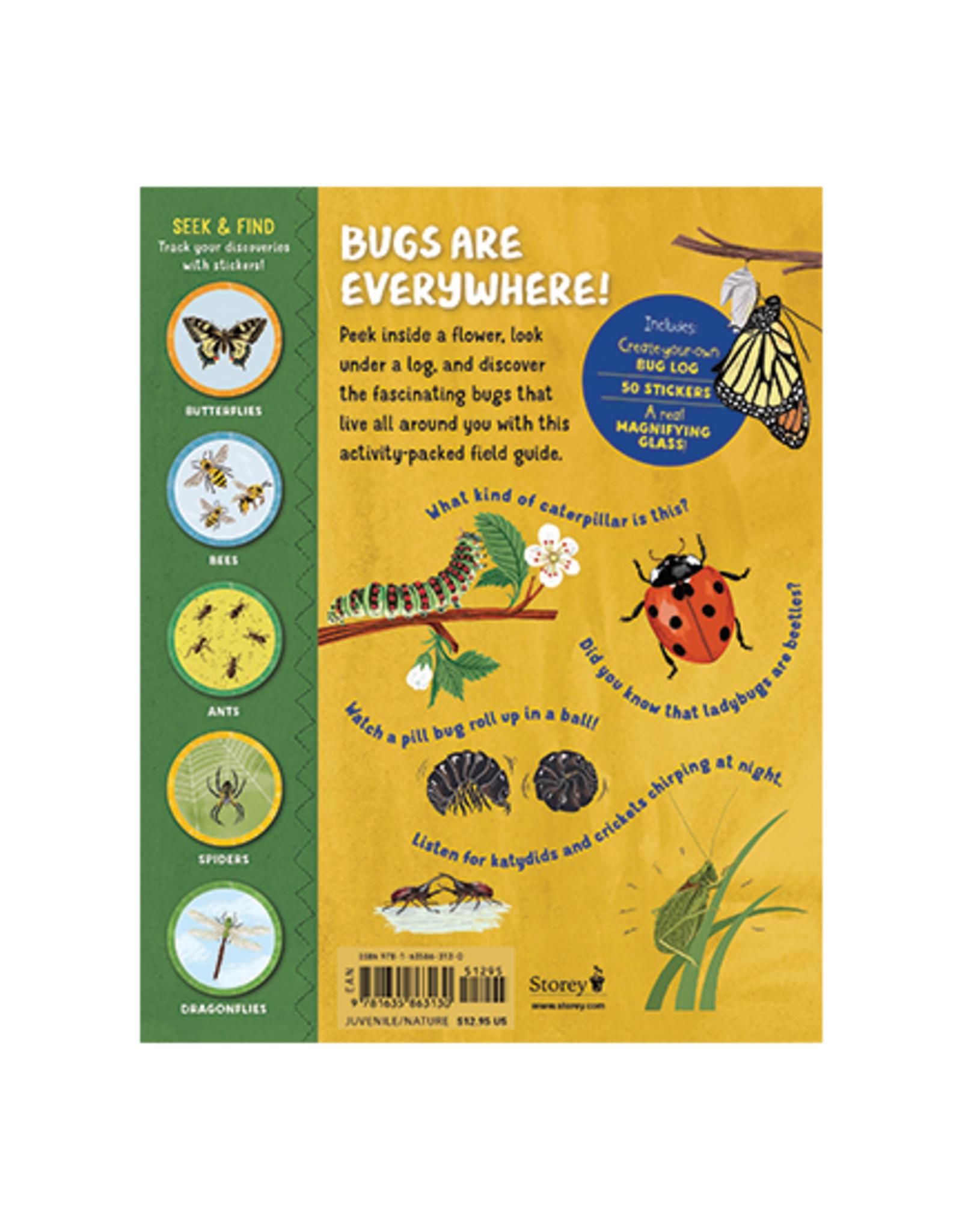 Workman Publishing Backpack Explorer: Bug Hunt