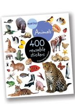 Workman Publishing Eyelike Reusable Stickers: Animals