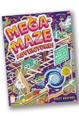 Workman Publishing Mega-Maze Adventure:  Journey Through the World's Longest Maze in a Book