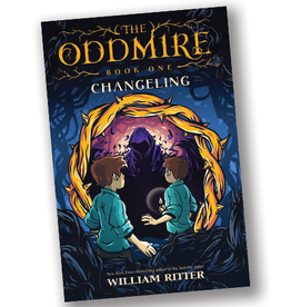 Workman Publishing The Oddmire, Book 1: Changeling