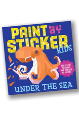 Workman Publishing Paint by Sticker:  Under the Sea