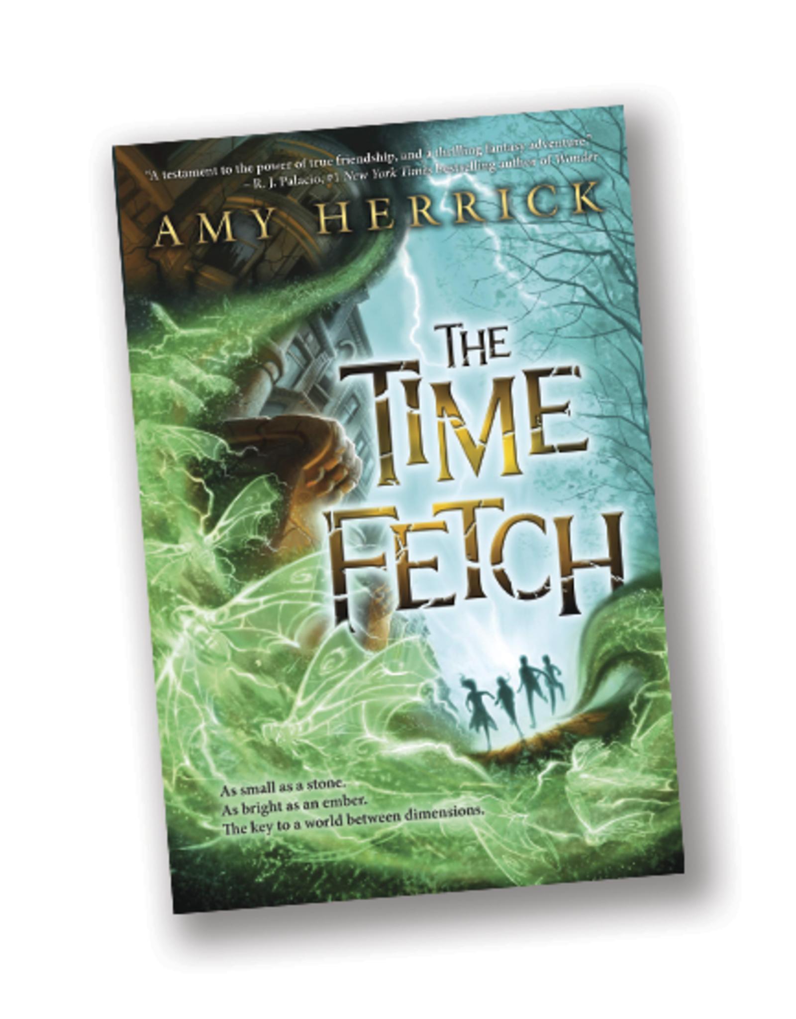 Workman Publishing The Time Fetch