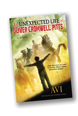 Workman Publishing The Unexpected Life of Oliver Cromwell Pitts