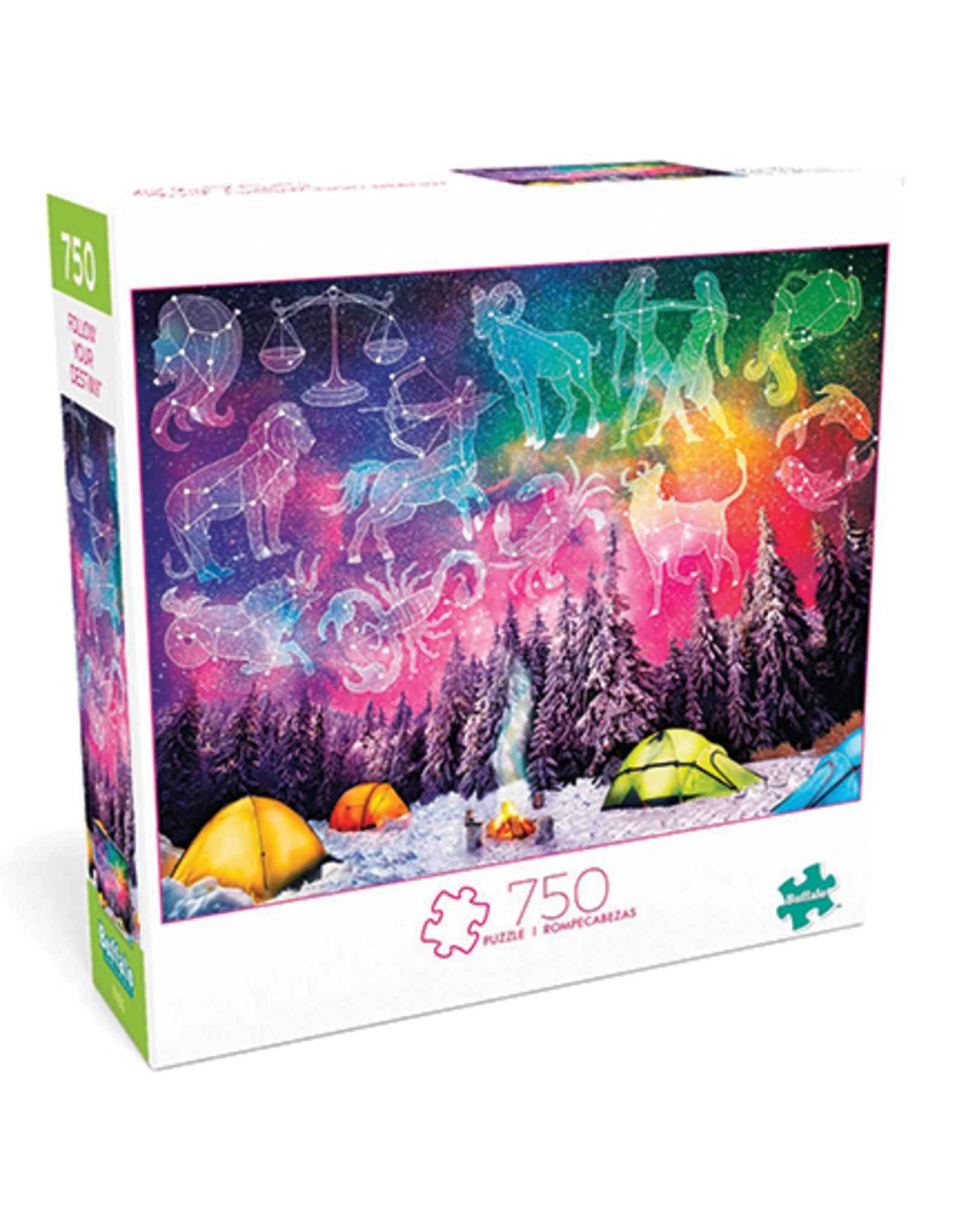 Follow Your Destiny 750 Piece Puzzle