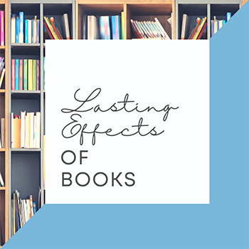 The Benefits of Growing Up with Books