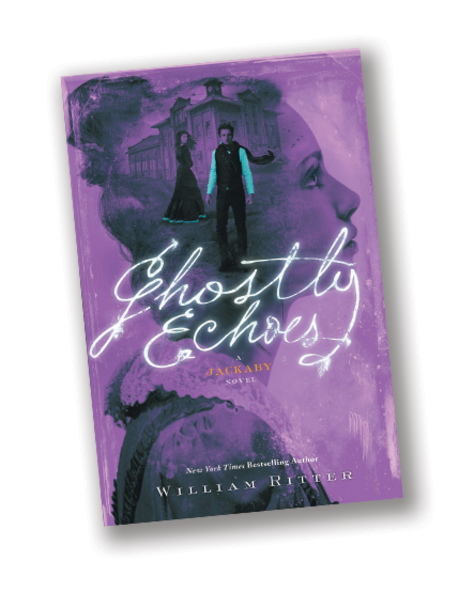 Workman Publishing Ghostly Echoes:  A Jackaby Novel, Book 3