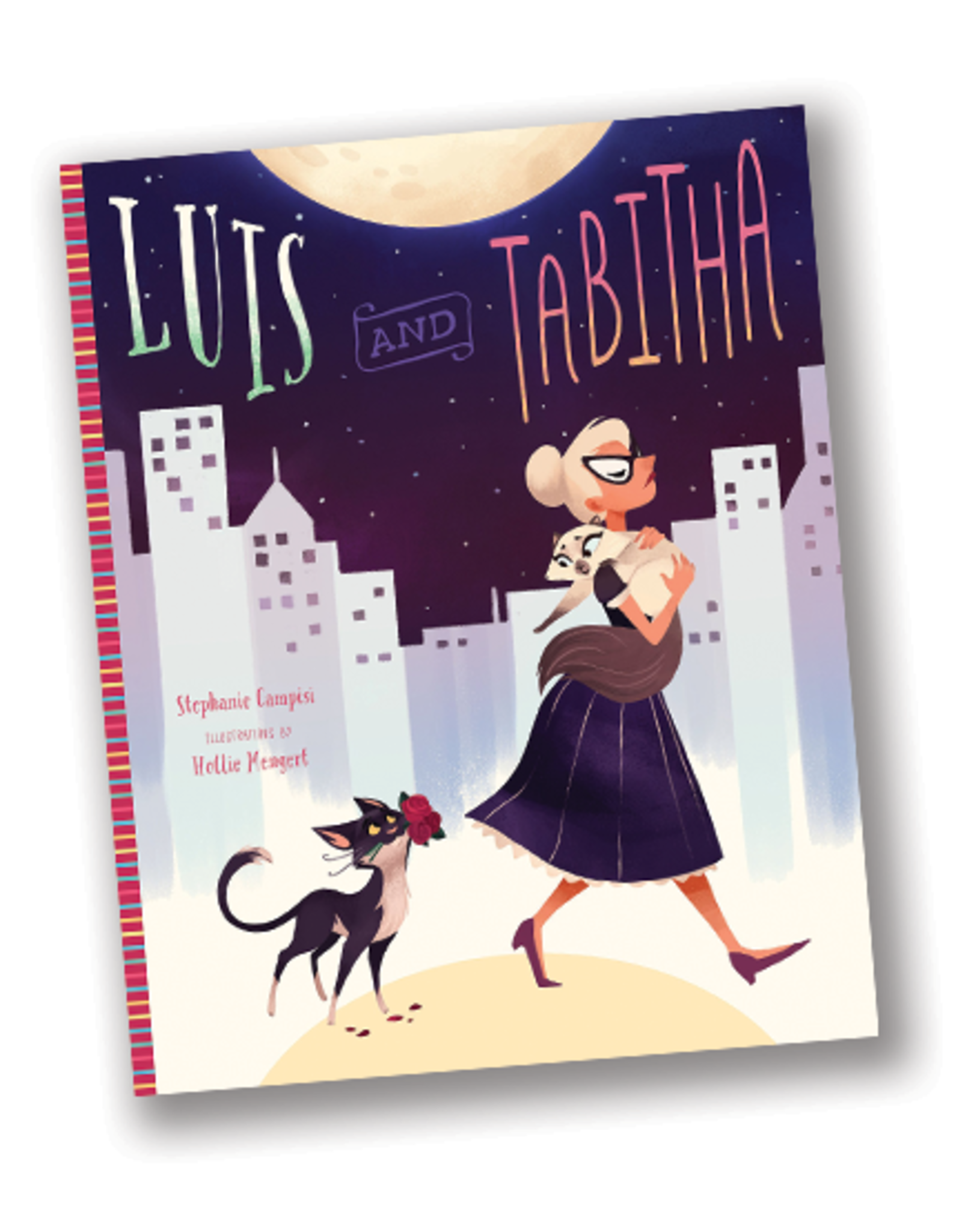 Workman Publishing Luis and Tabitha