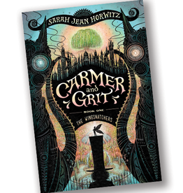 Workman Publishing Carmer and Grit:  The Wingsnatchers, Book 1