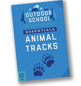 Outdoor School Essentials:  Animal Tracks