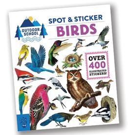 Outdoor School:  Spot & Sticker Birds