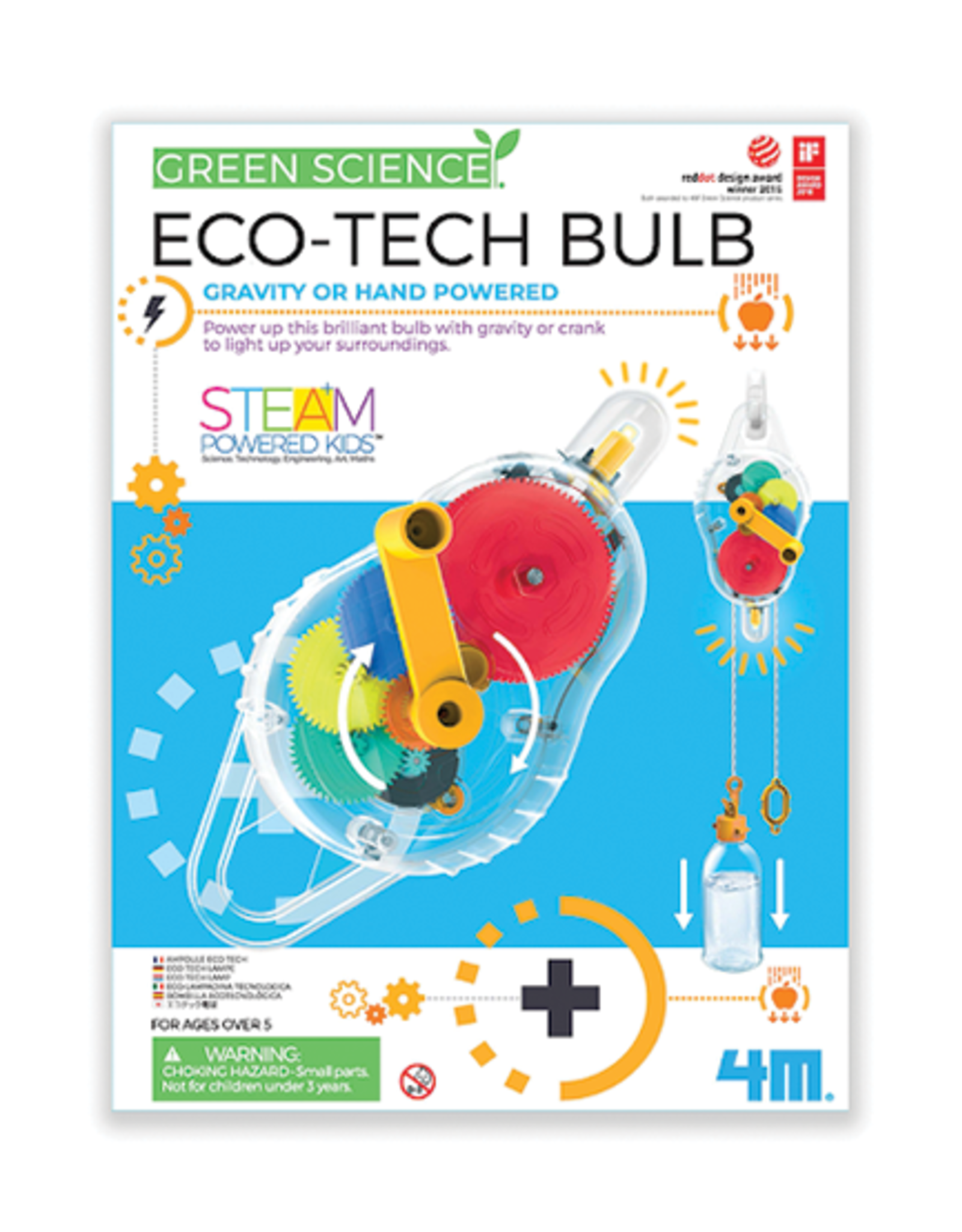 Green Science Green Science Eco Tech Bulb