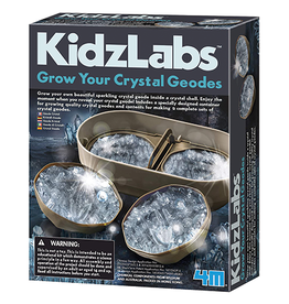Toysmith Grow Your Crystal Geodes by KidzLabs