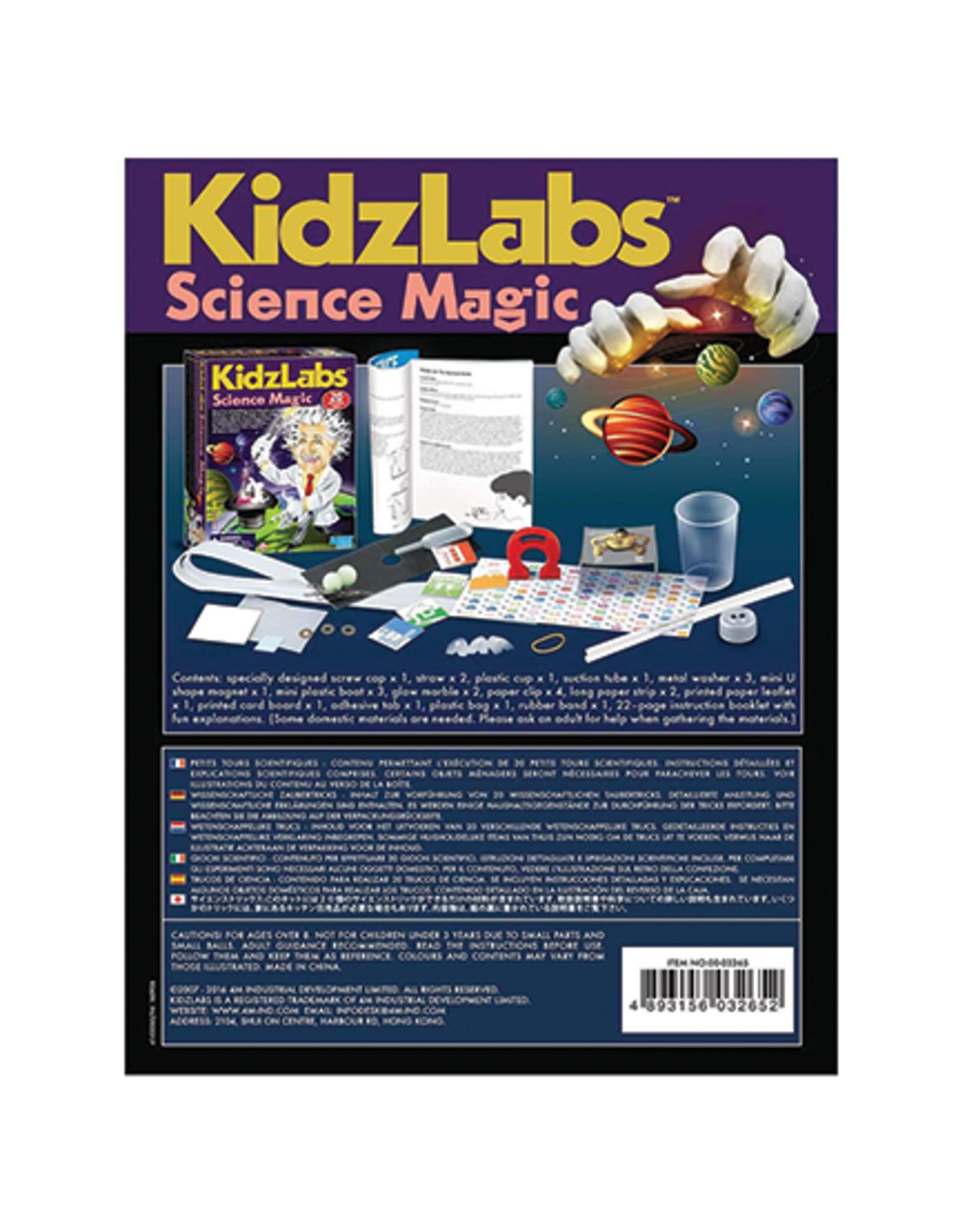 Toysmith Science Magic Kit by KidzLabs