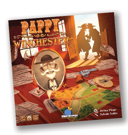 Blue Orange Pappy Winchester Board Game
