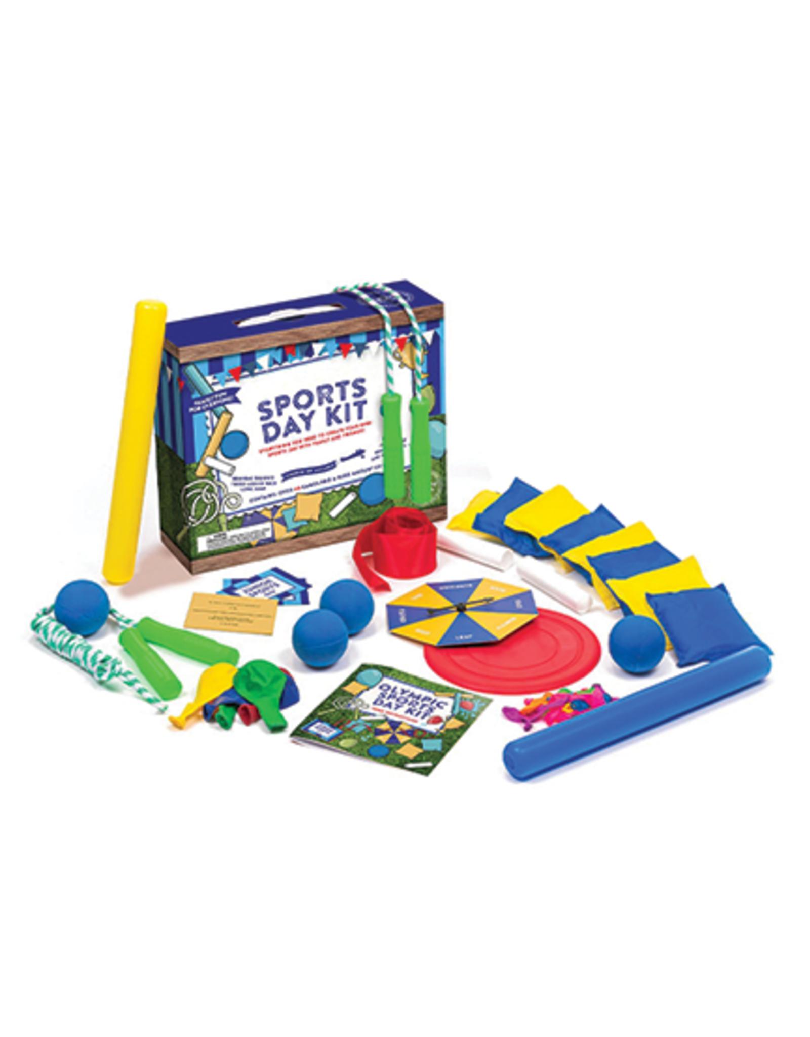Professor Puzzle Sports Day Kit
