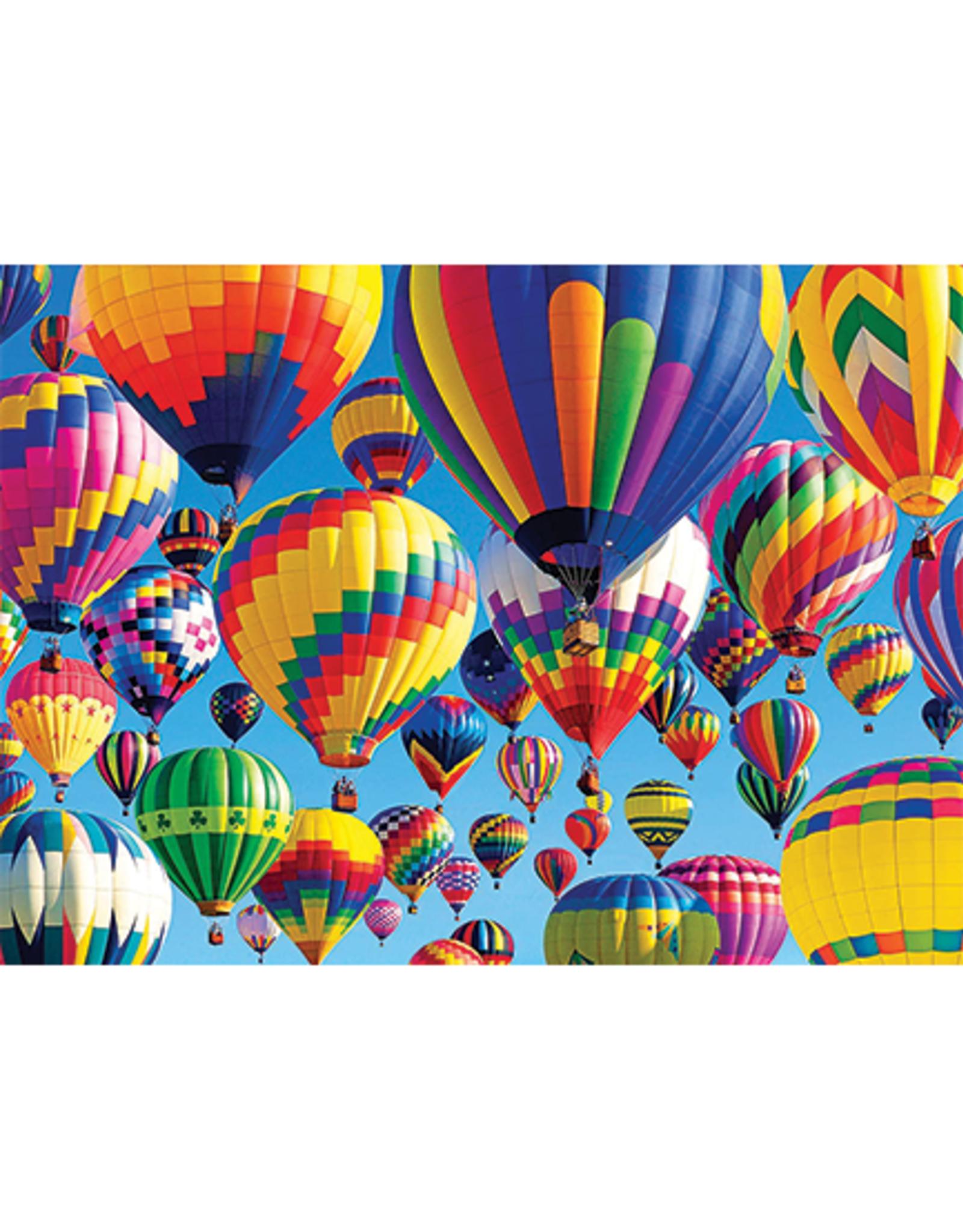 KODAK Premium 1000 Piece Puzzle:  Hot Air Balloons