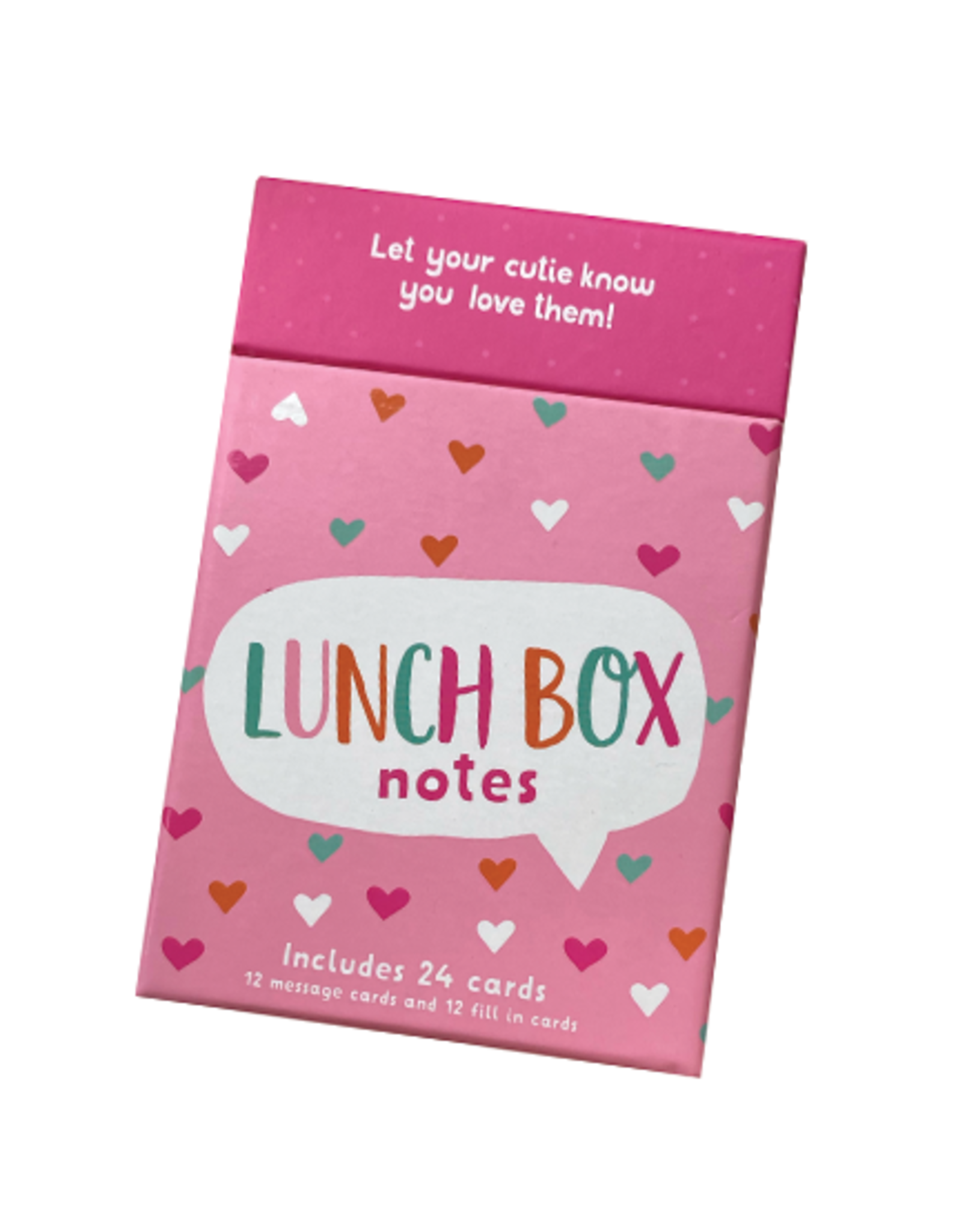 Lunch Box Love Notes