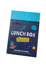 Lunch Box Blue Notes