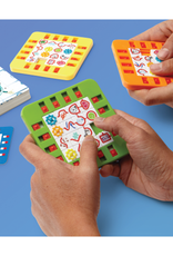 Blue Orange Brain Connect Game