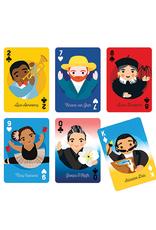 Mudpuppy Little Artist Playing Cards