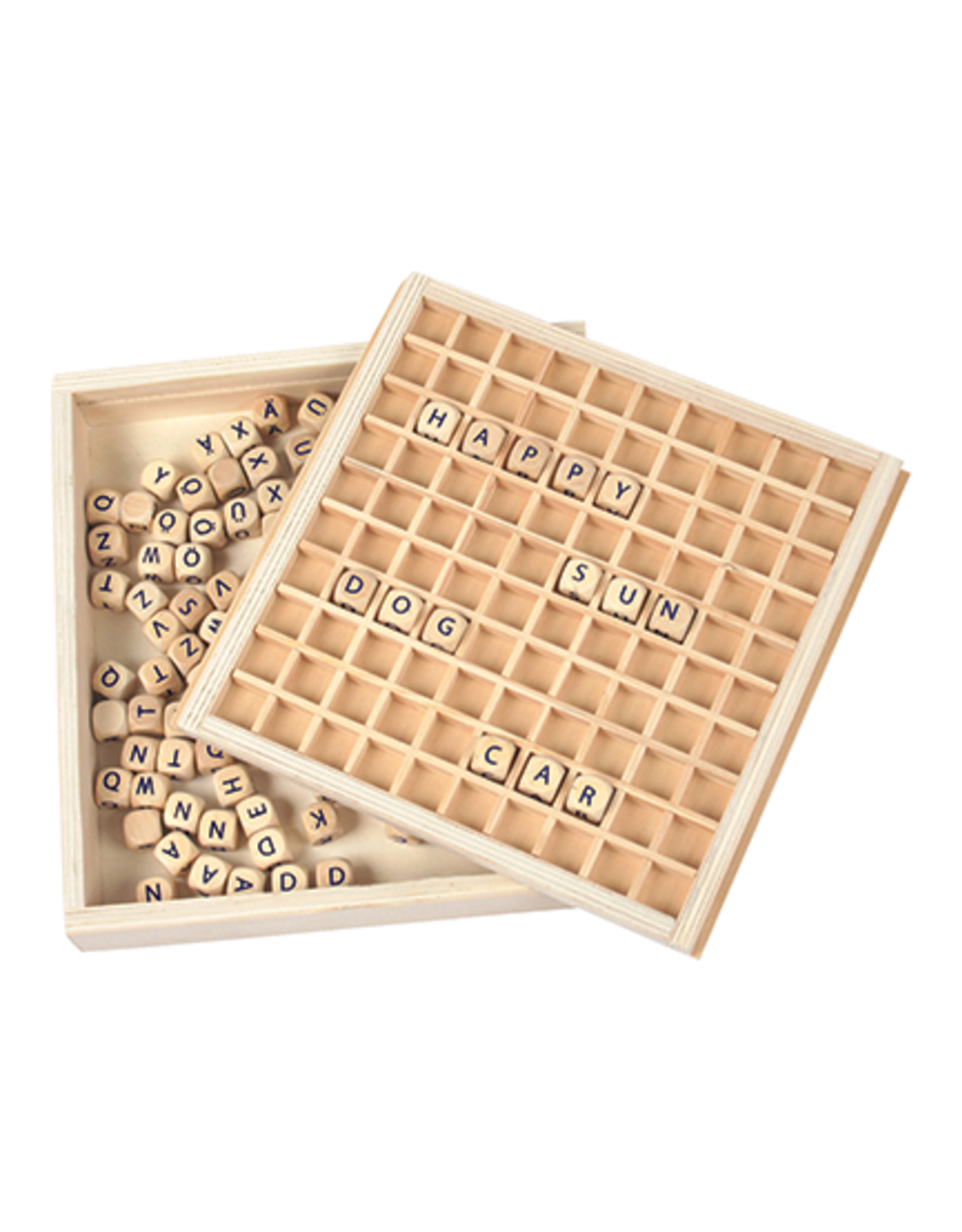 Word Creation Game by Small Foot Design