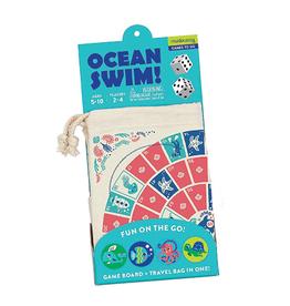 Mudpuppy Ocean Swim! Travel Game