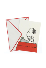 Peanuts Typewriter Boxed Notes (16 cards)