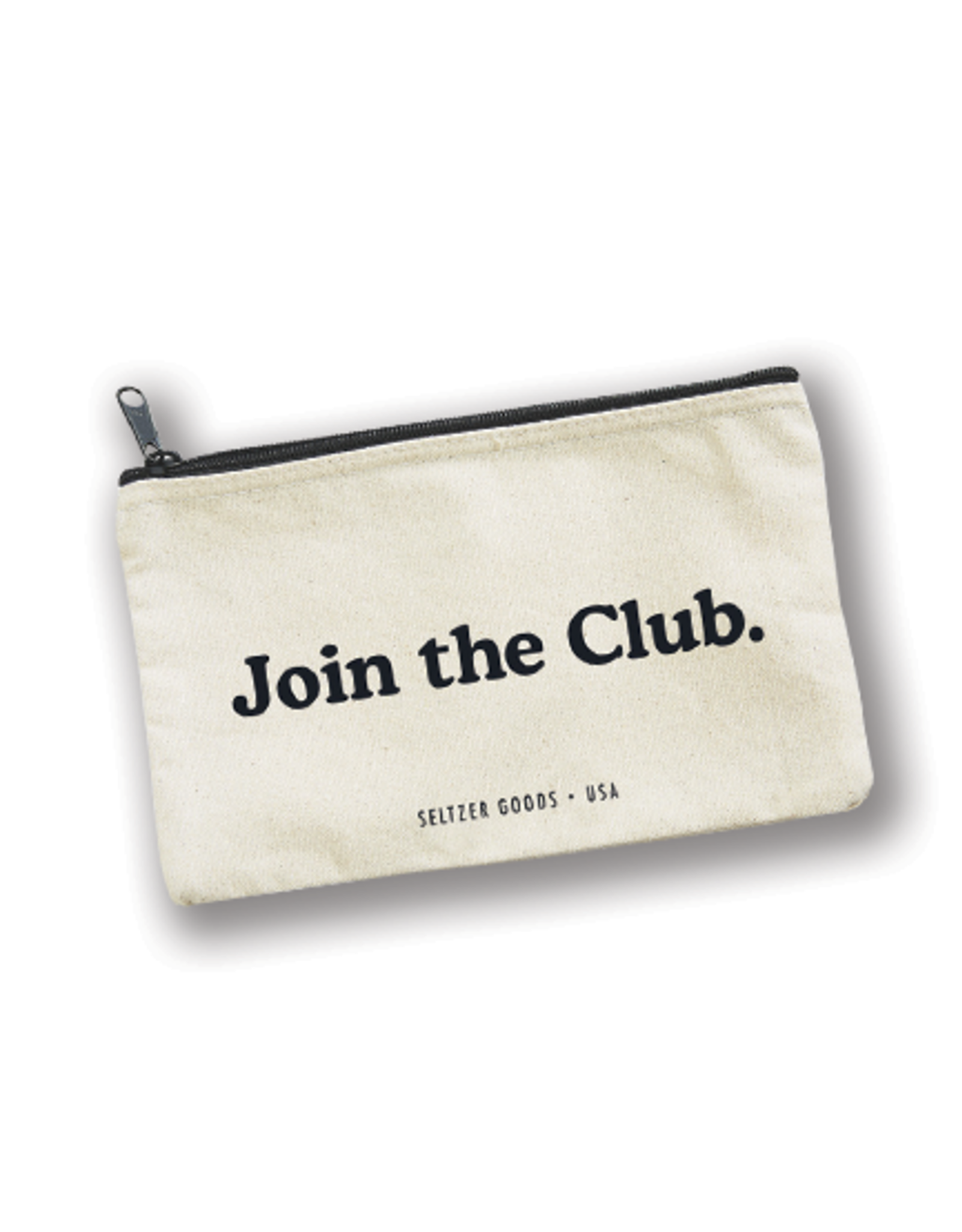Join the Club Pencil Pouch