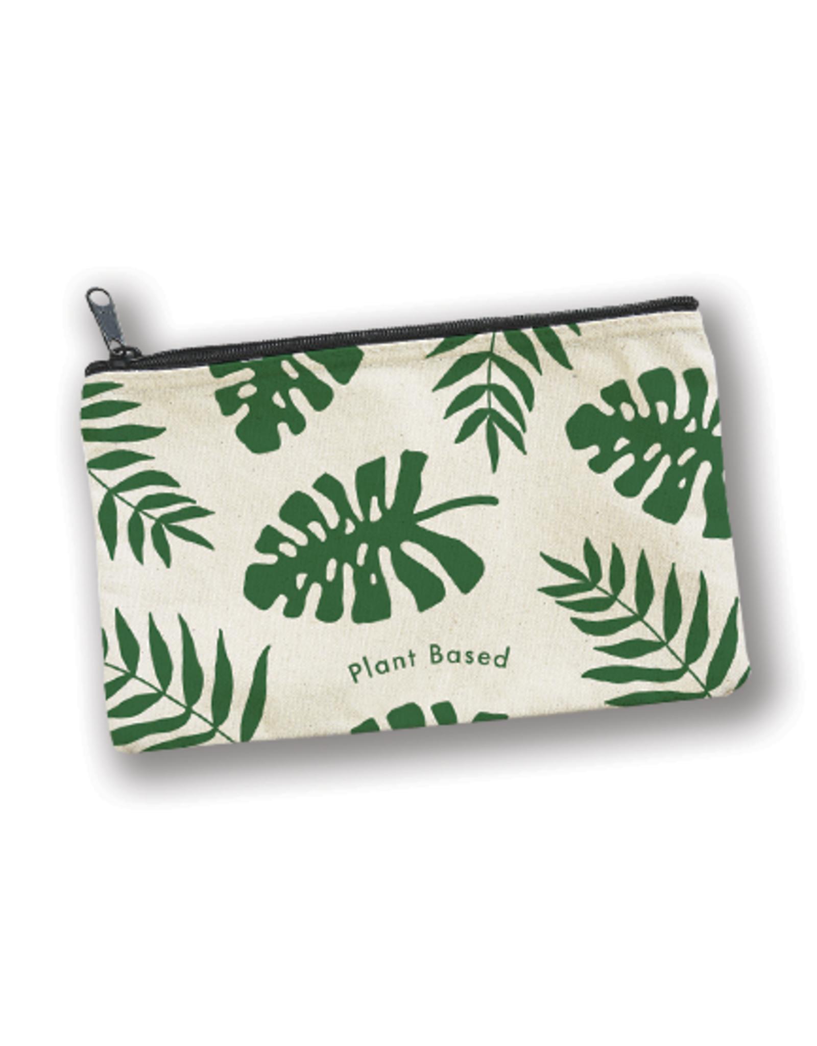 """Plant Based"" Pencil Pouch"
