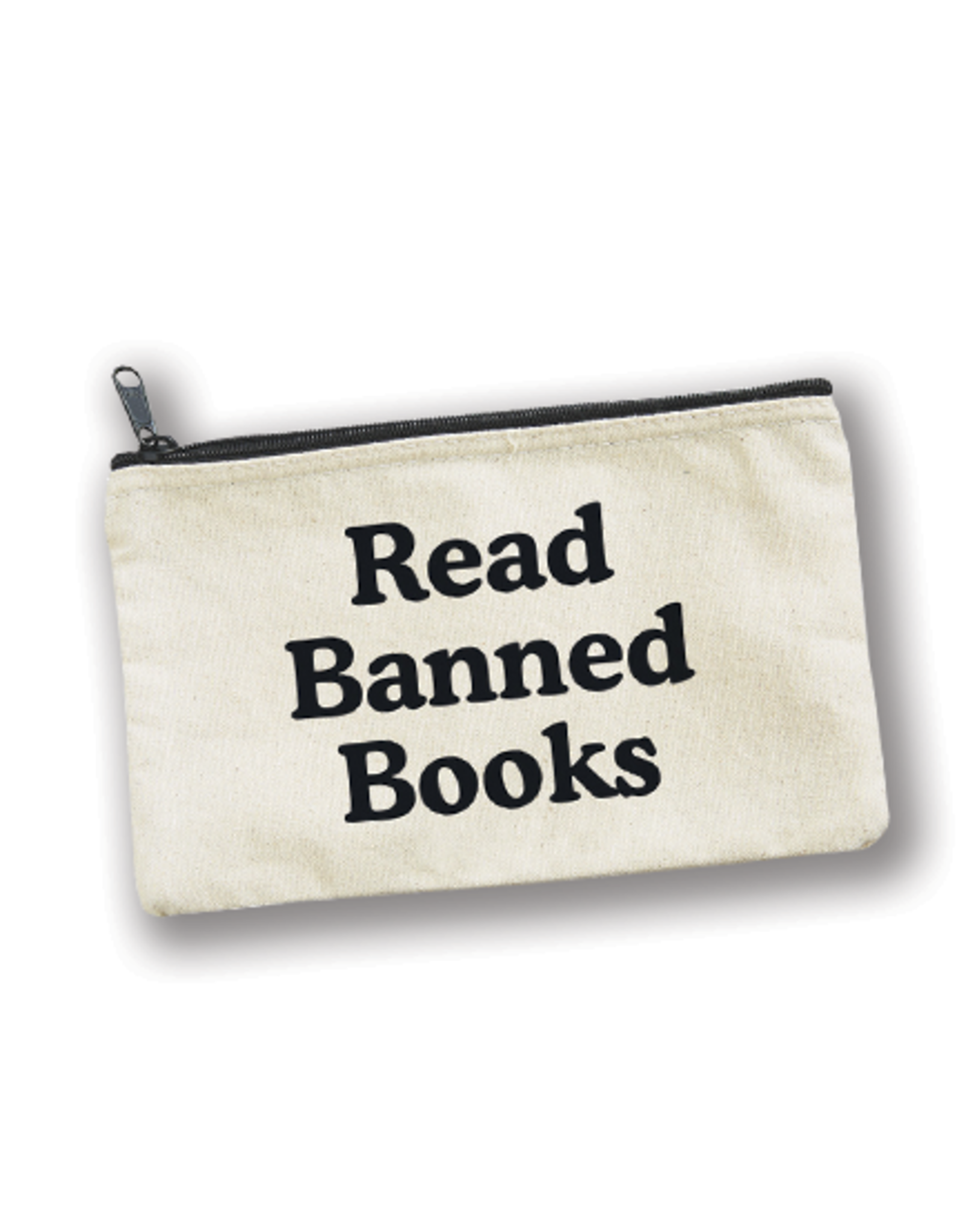 """""""Banned Books"""" Pencil Pouch"""