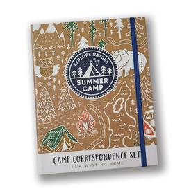 Camp Correspondence Set