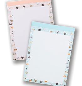 """""""Feline Good"""" Note Pads (2 pack)"""