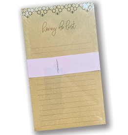 Busy Bee Magnetic Notepad (2 pack)