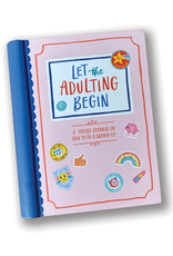 Let the Adulting Begin Journal