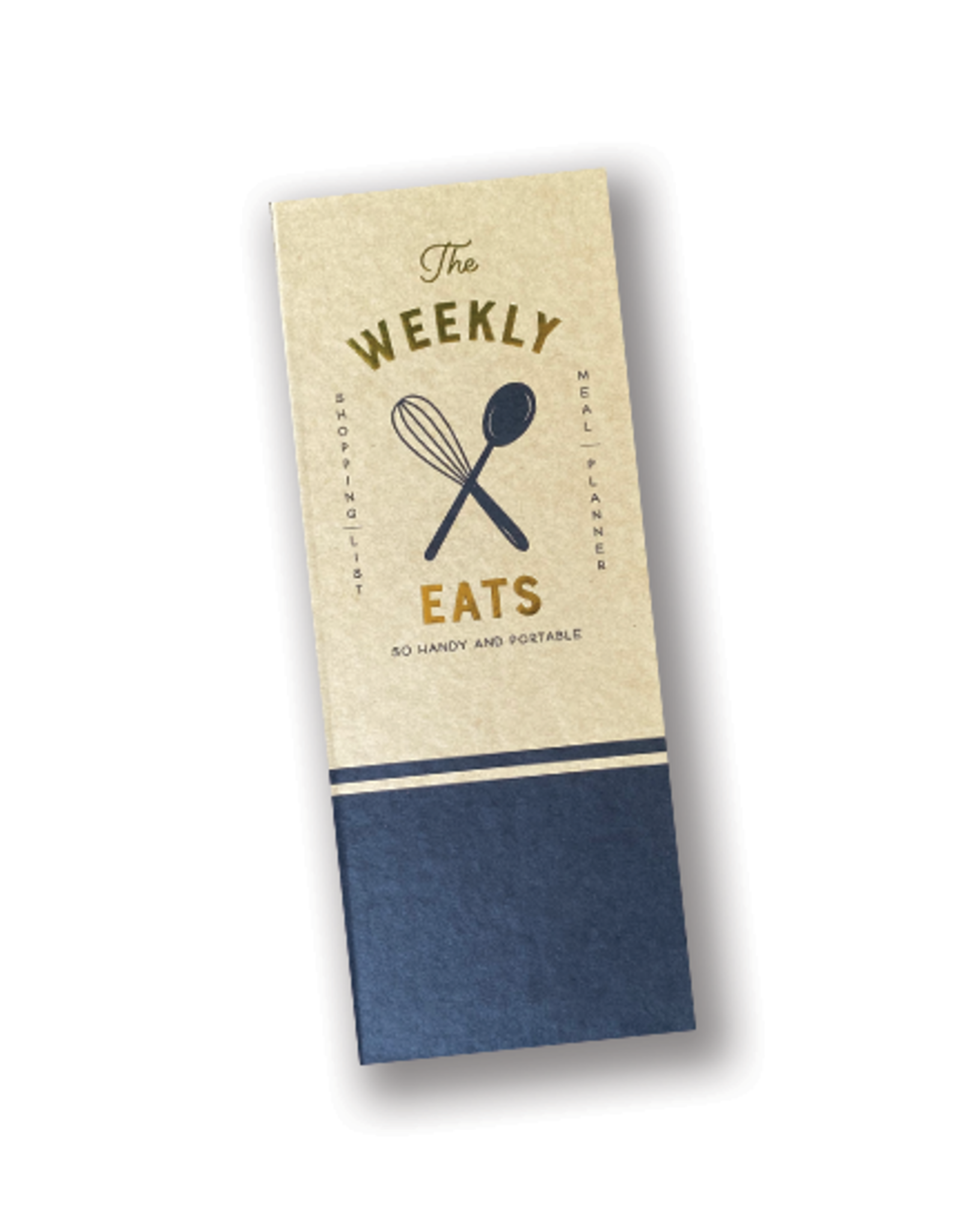 The Weekly Eats Notepad