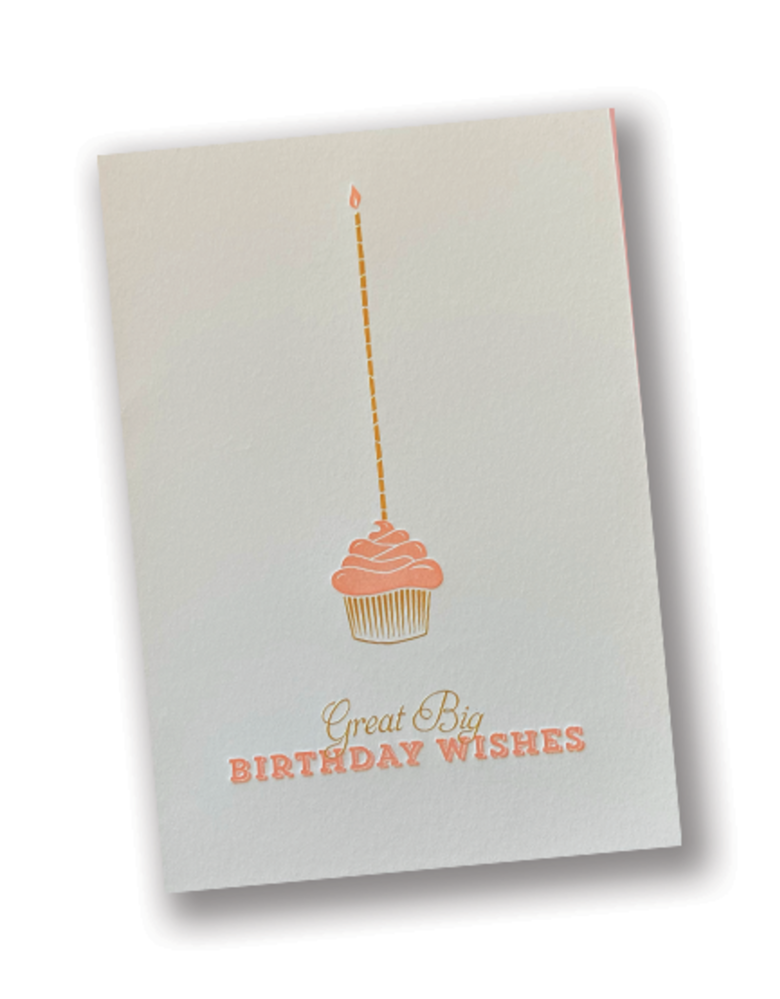 """Great Big Birthday Wishes"" Card"