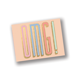 OMG! Blank Notecards (12 Pack)
