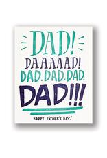 Daaaaaaad! Dad Card