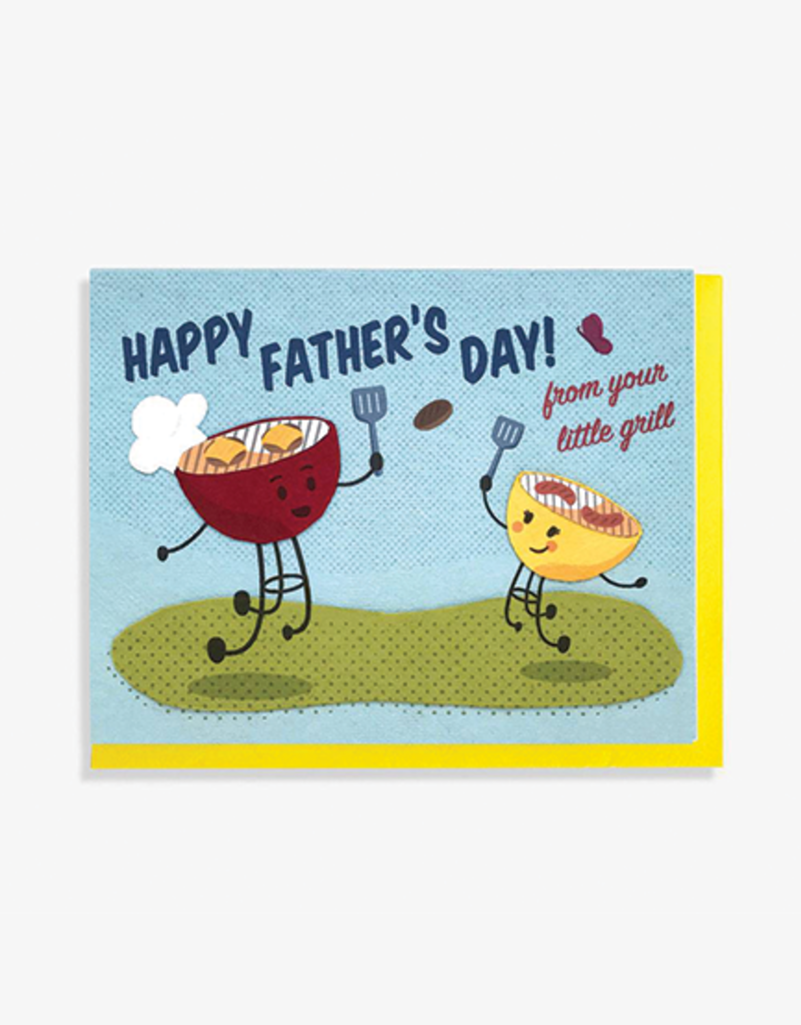 Happy Father's Day from your little grill!