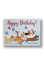Happy Birthday! Time to Party! Card