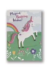"""""""Magical Birthday Wishes!"""" Card"""