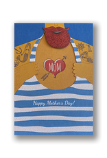 """""""Happy Mother's Day!"""" Tattoo Card"""