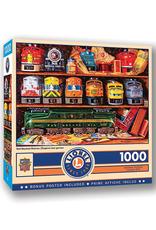 Lionel Toy Trains 1000-Piece Puzzle